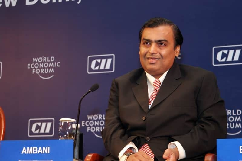 Mukesh Ambani reached 7th place in the world's richest person, passes Warren Buffett in top ten rich lists: