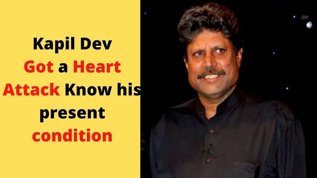 Kapil Dev: Admitted to hospital in Delhi due to heart blockage, his condition is